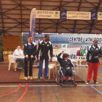 Championnat de France d'Haltérophilie Handisport