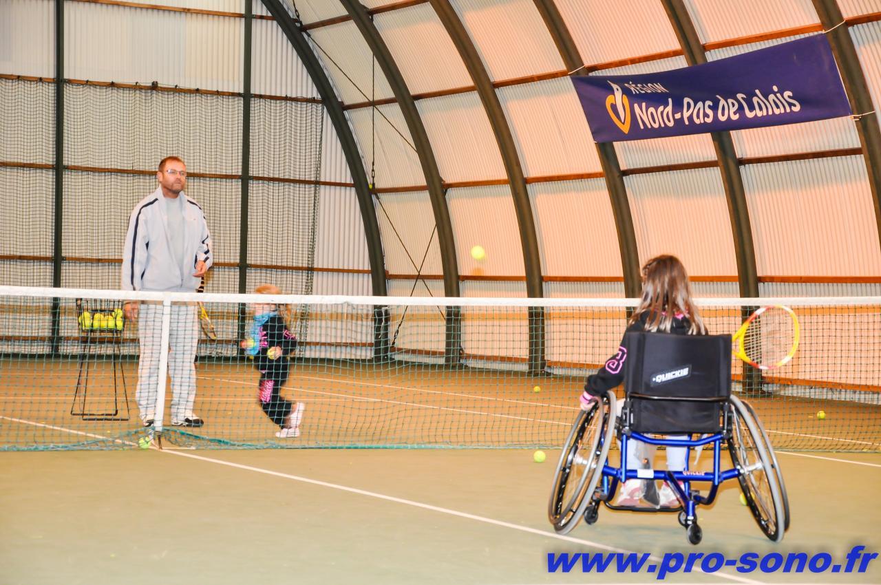Tennis handisport
