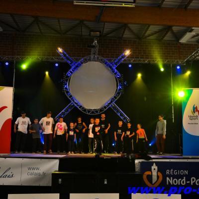 Championnat de France Boccia 2014 - Soirée