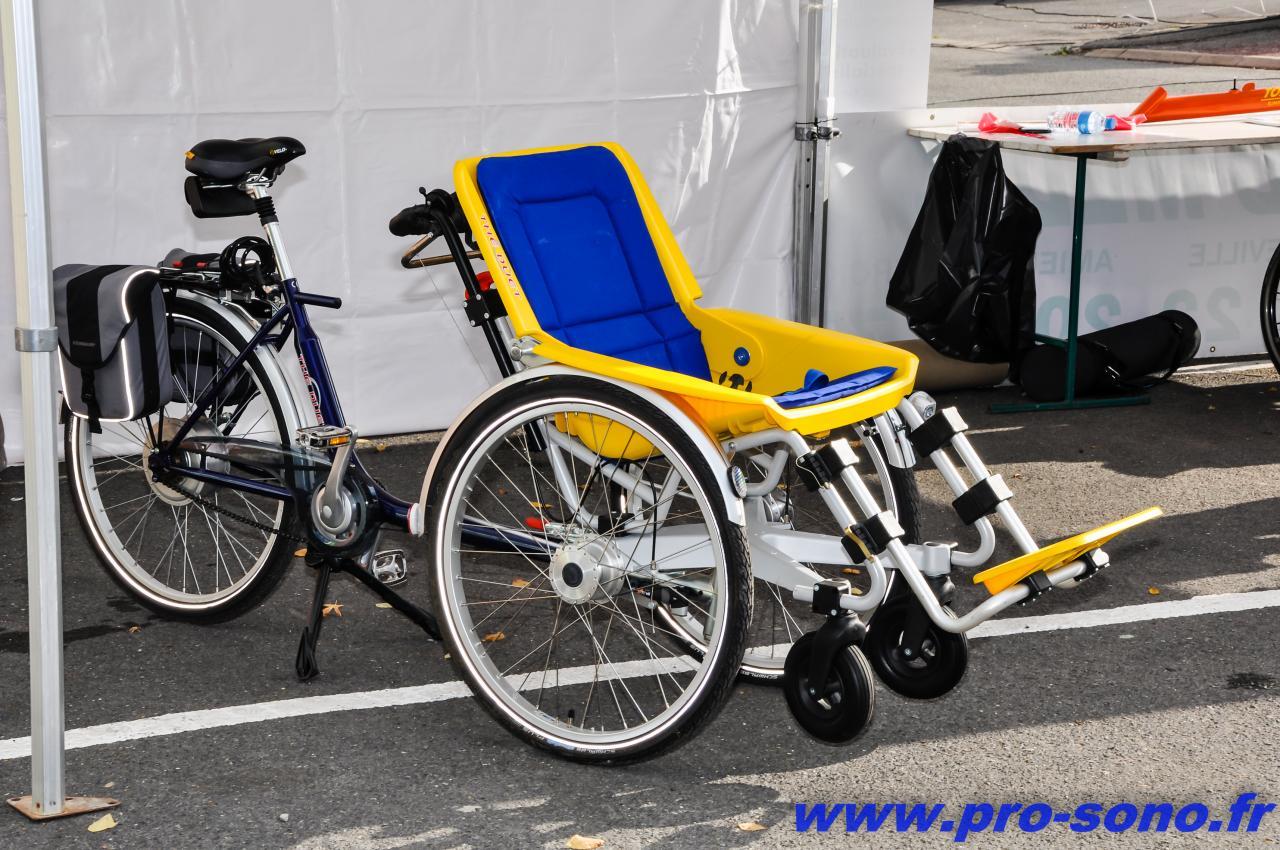 Vélo-pouss