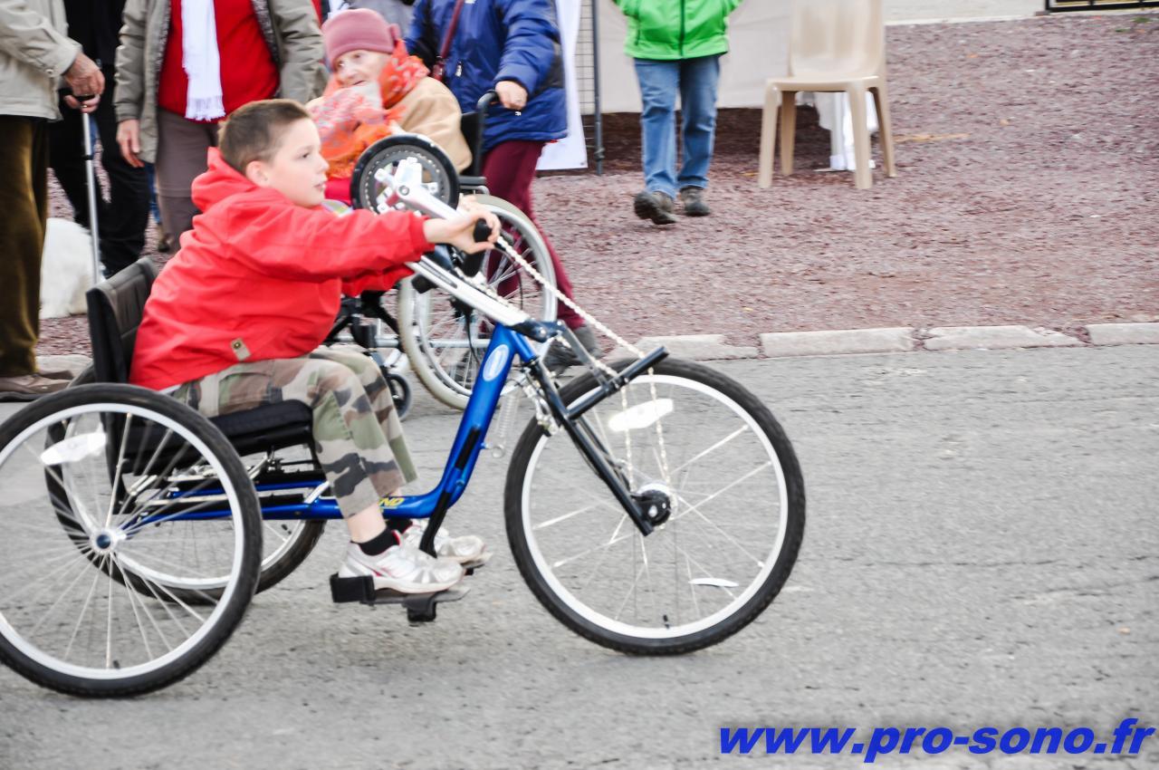 Handbike Assis