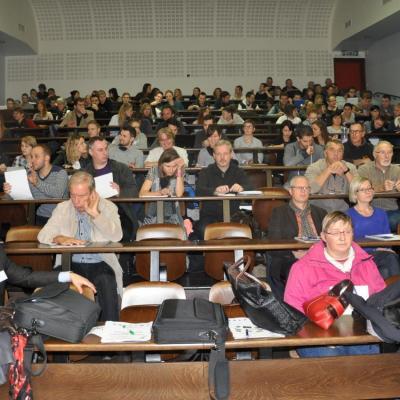 Conférence-débat 8 novembre 2013