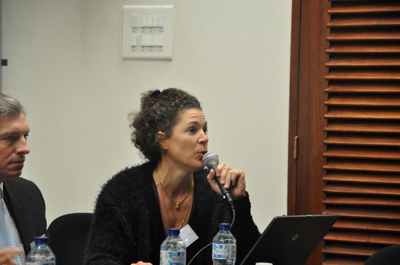 Isabelle CABY - Responsable APAS STAPS Liévin