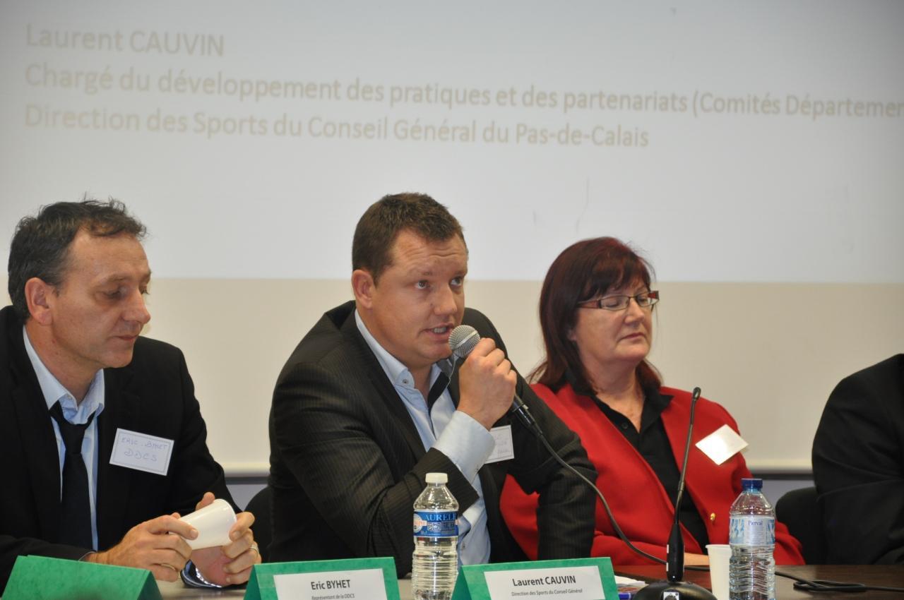 Laurent CAUVIN - Conseil Général 62