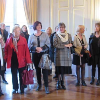 Journée internationale des Femmes - 6 Mars 2015