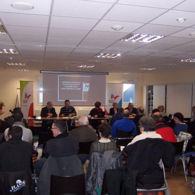 Assemblée générale éléctive CDH62 - 02-02-2013