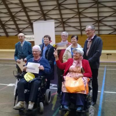 Tournoi intergénérationnel Boccia 2013