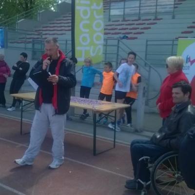 Journée Athlétisme  Bruay la buissiere - 7 mai 2014
