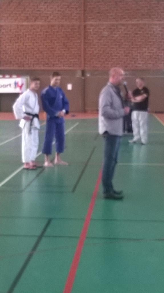 Christophe BRAEMS présente Lucas CLAIRET (DV) et son partenaire