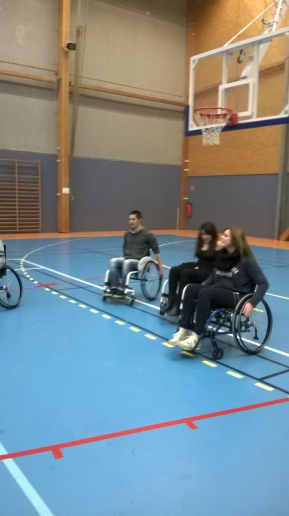 Initiation Basket Fauteuil