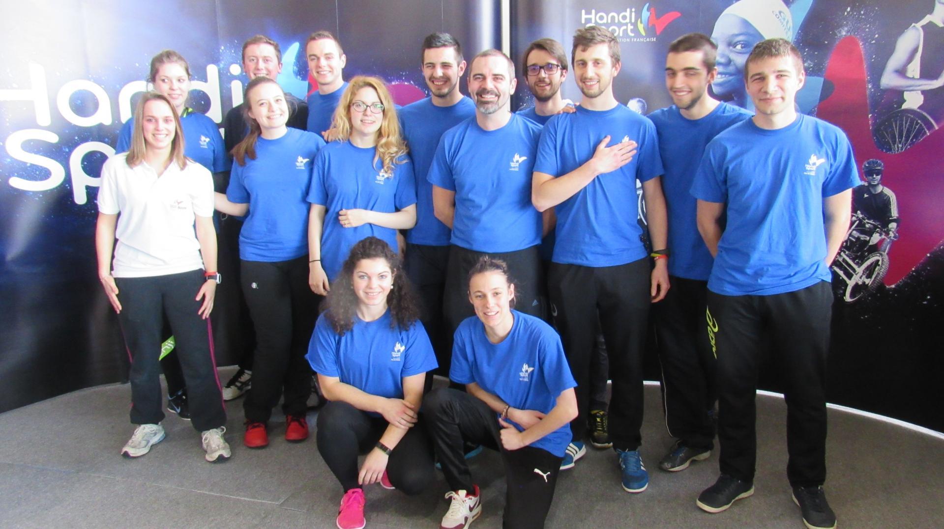 Nos arbitres régionaux de la FAC des sports de Liévin