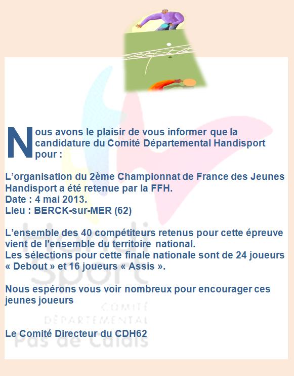 Championnat de france de tennis de table jeune berck 4 - Championnat d europe de tennis de table ...